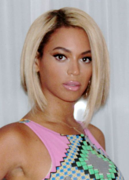 Beyonce Short Hair Bob Cutte Hair Style Pinterest Bobs Duna