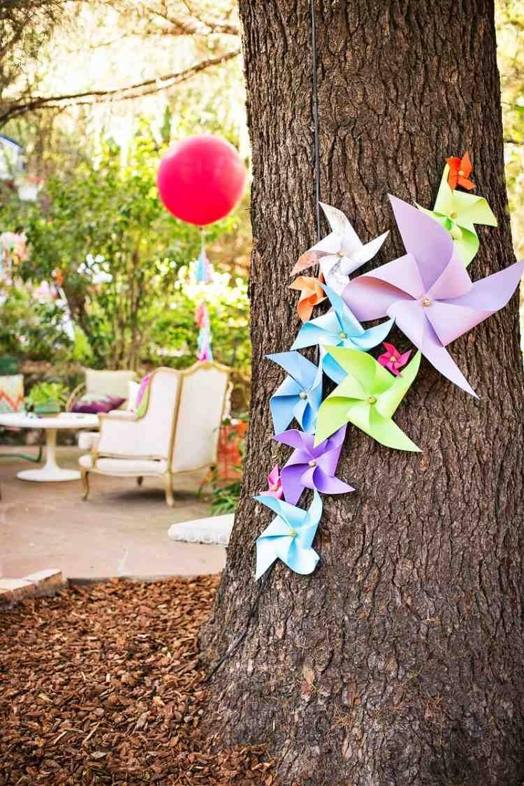 grillparty deko selber machen – flashzoom – siteminsk, Gartengerate ideen