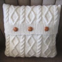 6 Knitting Patterns to Celebrate Button Day | Cable ...
