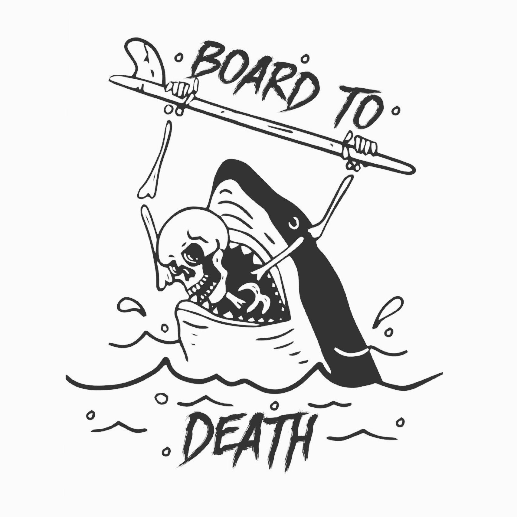 Image Result For Skeleton Surf Board