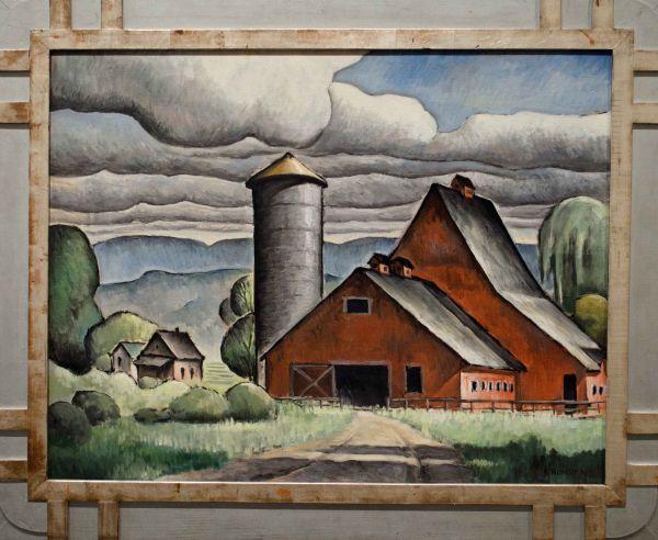 Seattle Art Museum Paintings