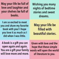 Baby book inscription ideas   Baby shower    Pinterest ...
