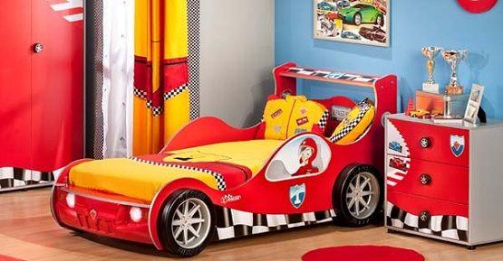colorful bedroom furniture sets for kid boy | kids room ideas