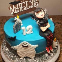 Hotel Transylvania Birthday Cake Kids Party &