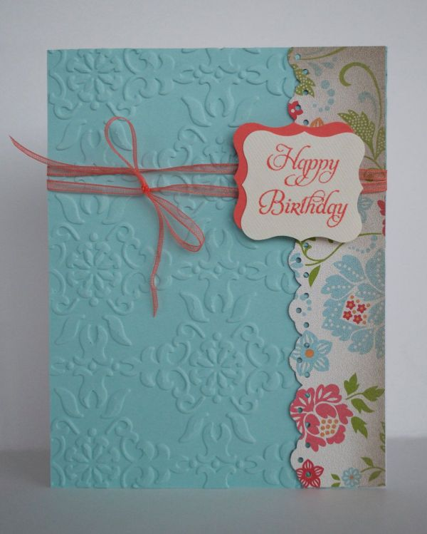 Handmade Birthday Cards Stampin Up Ideas