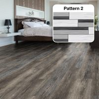 Multi-Width x 47.6 in. Dark Grey Oak Luxury Vinyl Plank ...