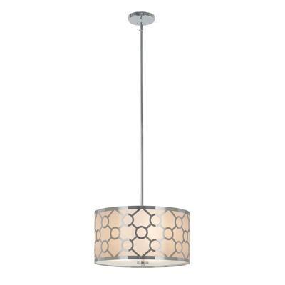 Home Decorators Collection Trina 3 Light 16 Inch Pendant 16088