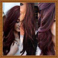 Deep Cherry Brown Hair Color | www.pixshark.com - Images ...