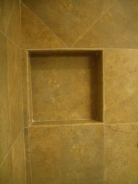 shower niche ideas