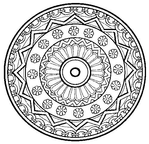 Art therapy mandalas, alot to choose from. Great stress