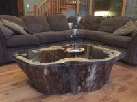 Hollow Log Coffee Table by BigAssSlabs on Etsy | Fabulous ...