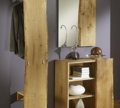 garderobe eiche massivholz naturas21 - 1 | möbel | pinterest
