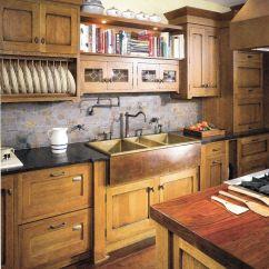 Craftsman Kitchen Backsplash Black Cabinet Handles Inspiration Hoosier Style Cabinetry