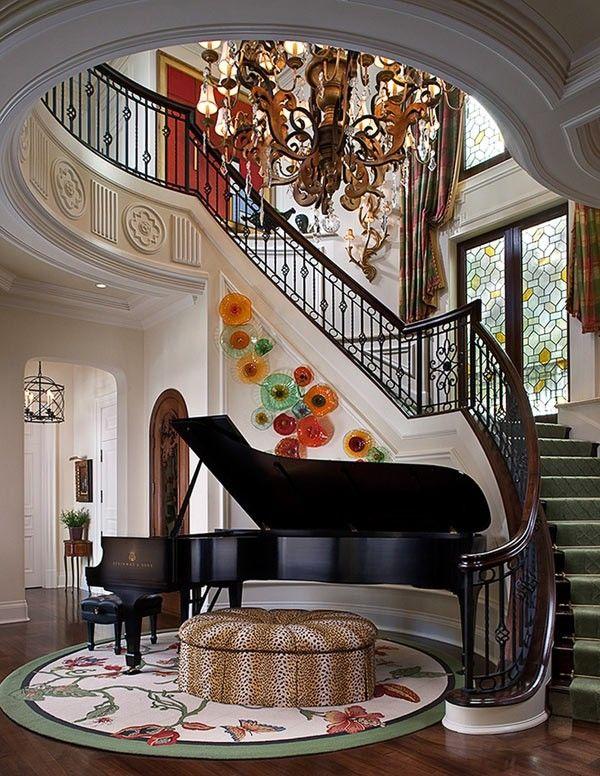 26 Piano Room Decor Ideas Piano Room Pianos And Piano Room Decor