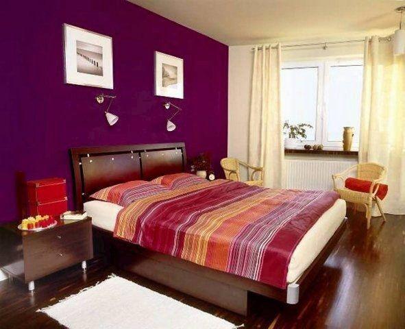 Beauteous Purple Girls Bedroom Ideas: Beauteous Purple