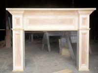 custom fireplace mantels and surrounds | Custom Made Paint ...