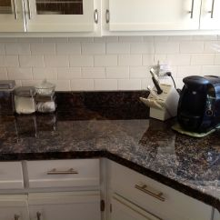 Epoxy Resin Kitchen Countertops Cabinet Design App Pour Onto Painted Melamine Countertop