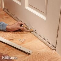 Replace Your Weather Strip | Weather, Doors and House