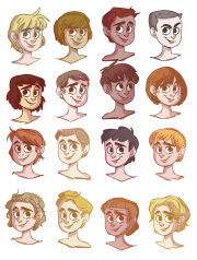 boy hairs snarkies deviantart