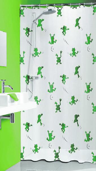 Frog Shower Curtain Frogs Pinterest Vinili Tende E Tende Da