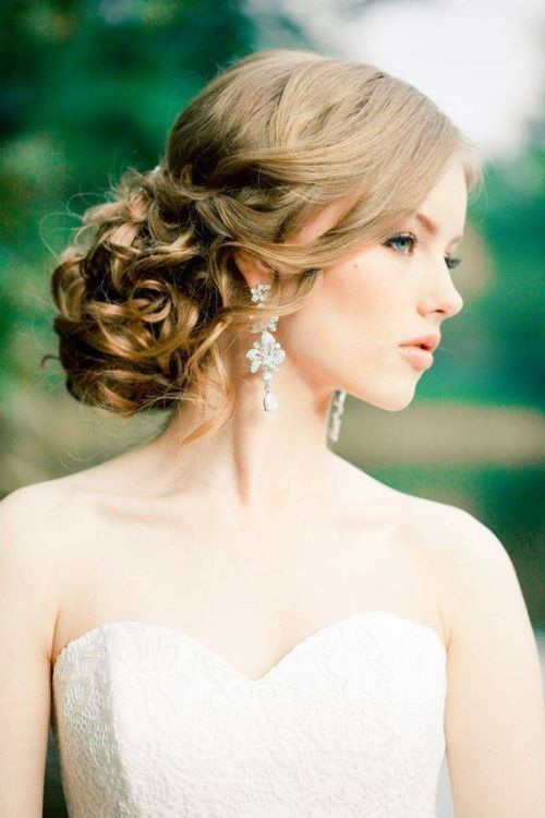 Cute Hairstyles For Strapless Dresses Cute Hair Trend 2017