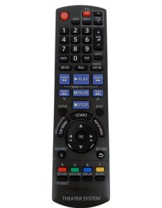 Click to buy   new remote control for panasonic  qakb fit sc also rh za pinterest