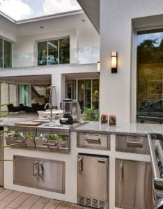 Outdoor kitchens design pictures remodel decor and ideas also rh pinterest