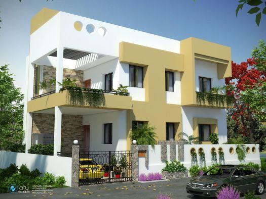 Top 5 Exterior Paint Ideas For Villas Decorchamp