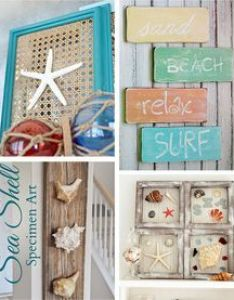 Beach House Wall Decor Ideas Valoblogi Com