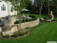 Raised Concrete Patio Design Ideas   Raised patio with ...