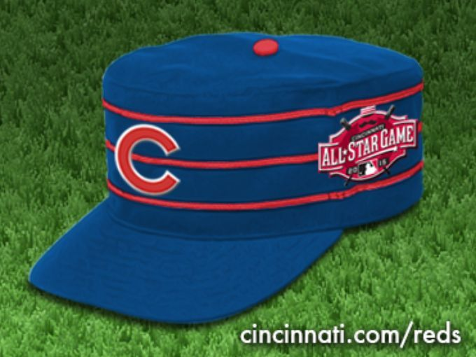 Concept 2015 Chicago Cubs All Star Game Hat Baseball