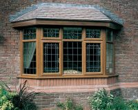 Bay window - exterior | Bay Windows | Pinterest | Bay ...