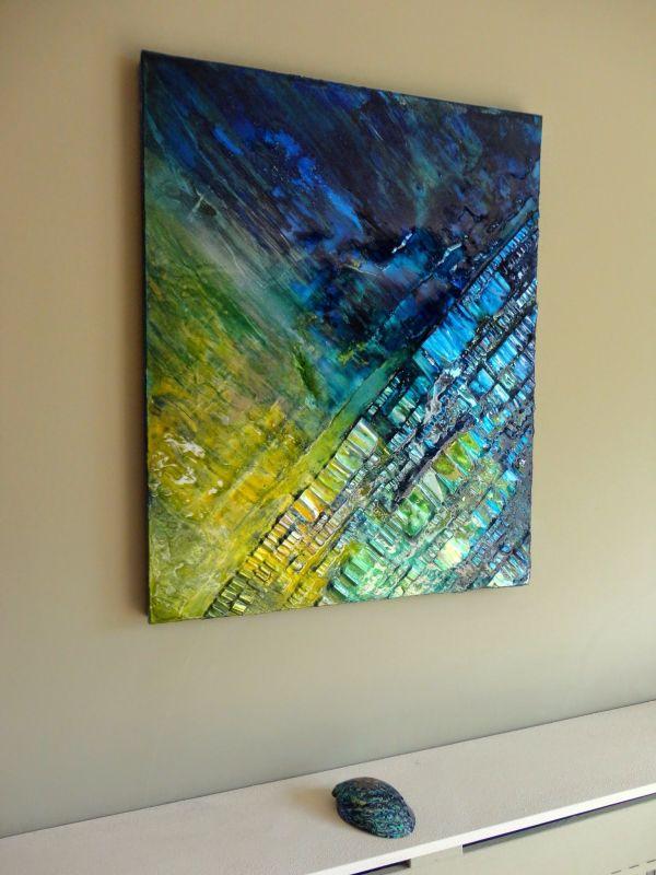 Abstract Art Paul Mason Abstracts
