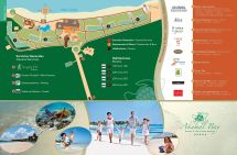Akumal Bay Beach Resort Map