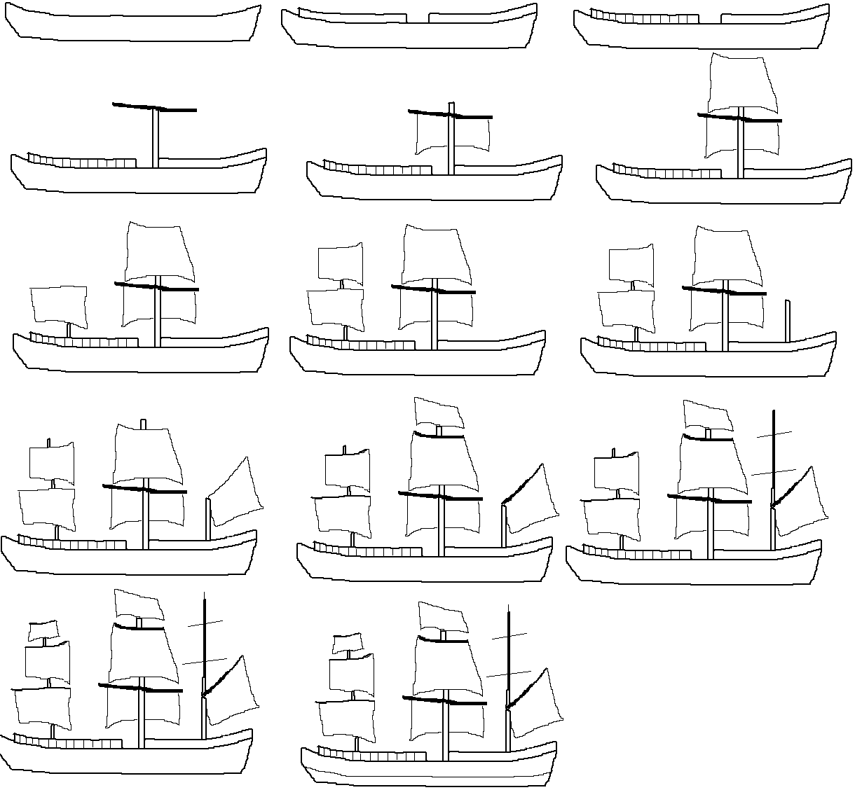 How To Draw A Cartoon Pirate Ship