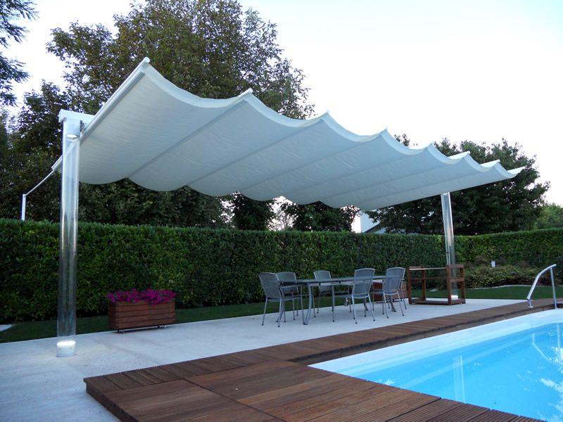 ombrellone da giardino per piscina  Idee arredo  Pinterest  Architecture design