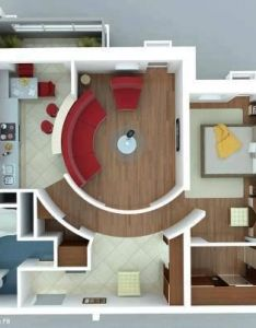 Interior Design Ideas For Small 1 Bhk Flat Valoblogicom