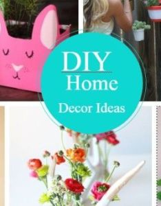 Easy cheap diy home decor ideas also ideas pinterest rh nz