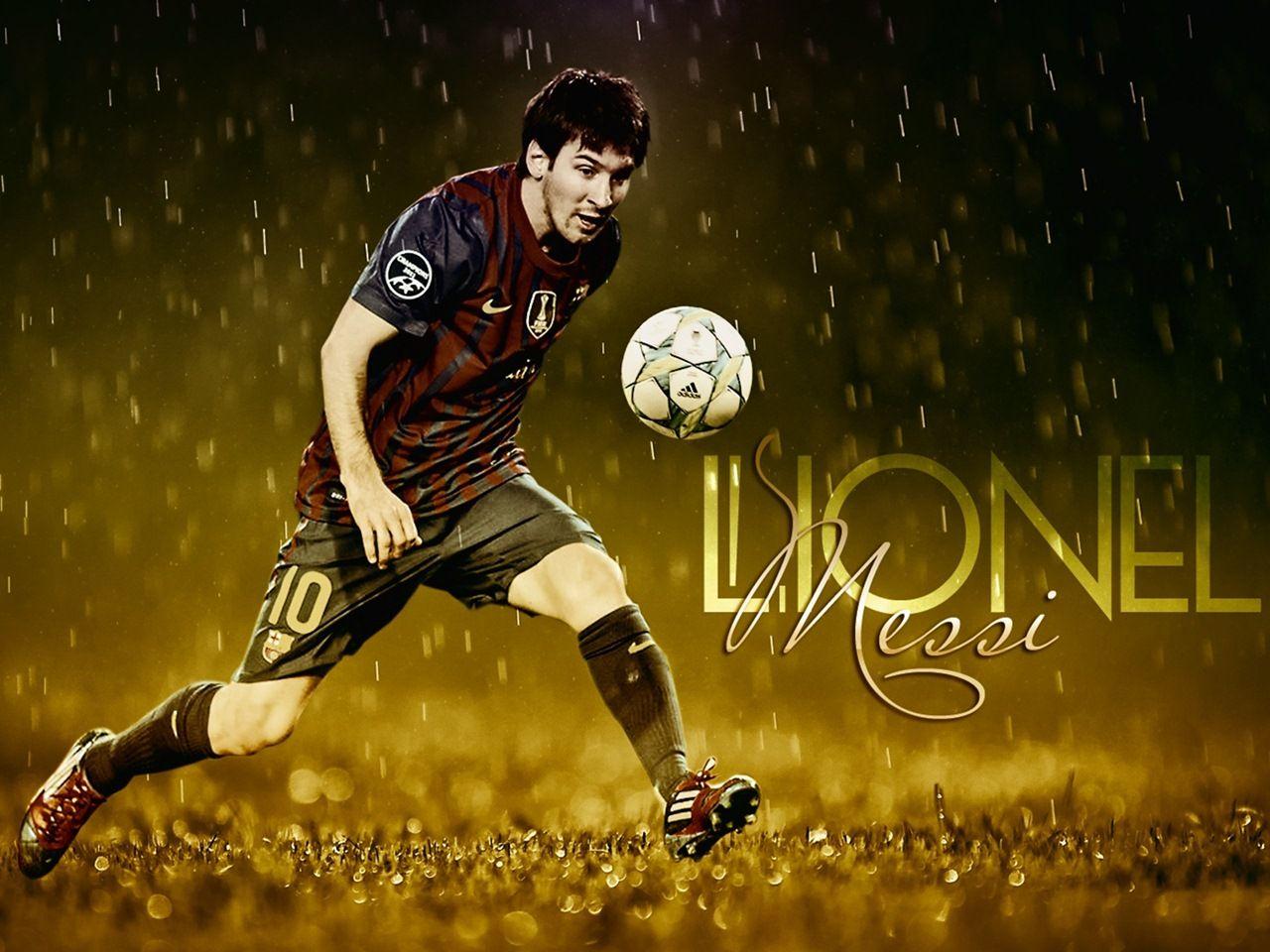 lionel messi hd soccer wallpaper - http://www.wallpapersoccer