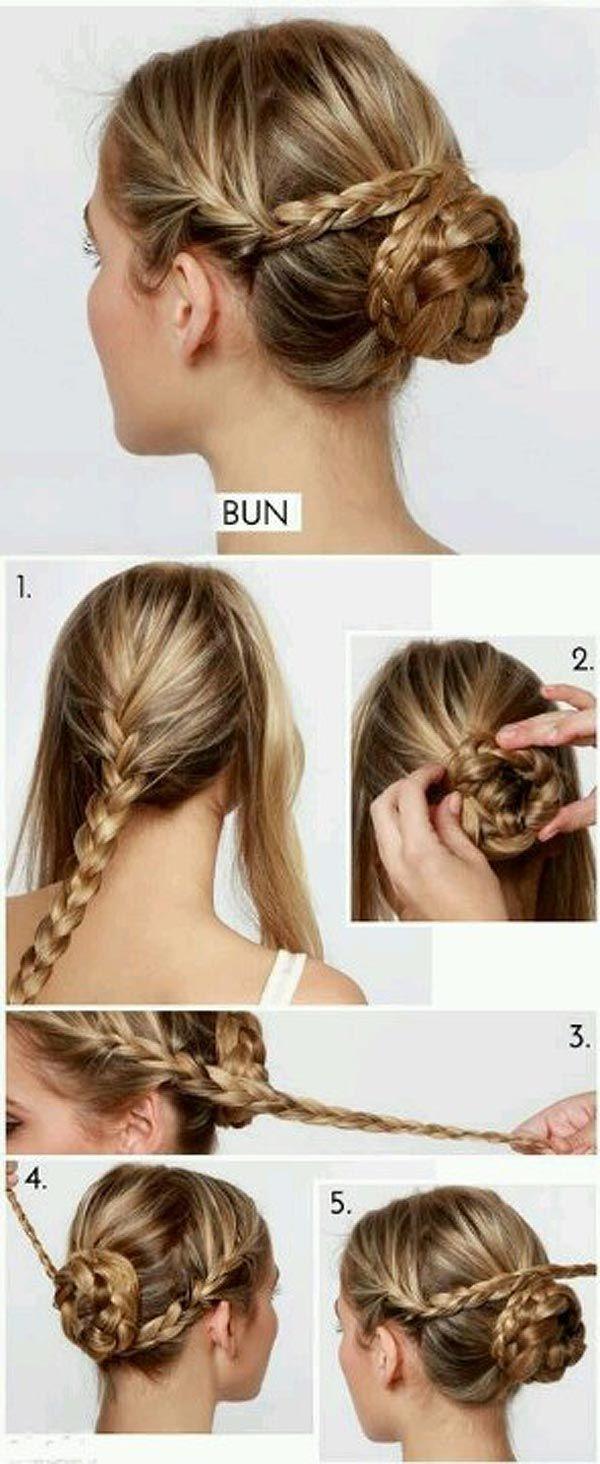 Inspiracion Peinados Faciles De Hacer Recogidos Las Mejores