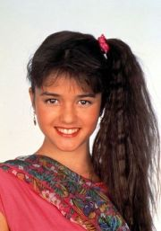 hairstyles 80s tv