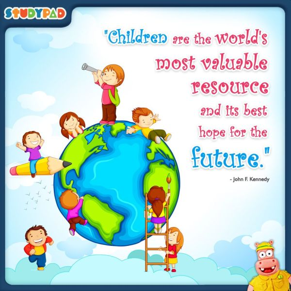 Quotes About Kids Education