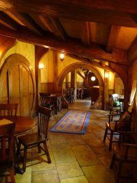 Hobbit House Pictures | The Hobbit Set Photos | Hobbit ...