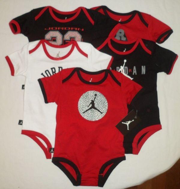 Newborn Baby Boy Jordan Clothes