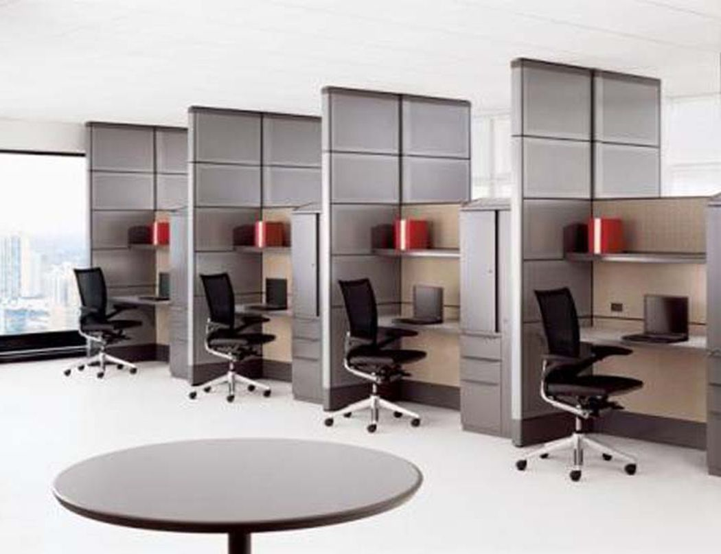 Interior , Various Contemporary Minimalist Open Office