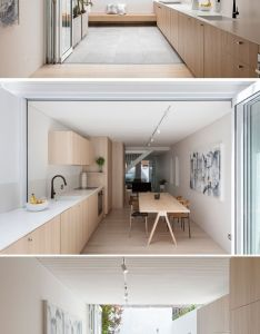 As part of an addition to  small house in sydney australia architecture firm also rh pinterest