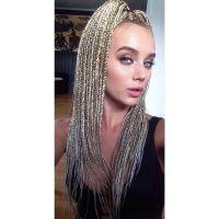 blonde white girls box braids - Google Search | hair ideas ...