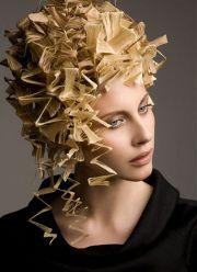 avant garde hair design