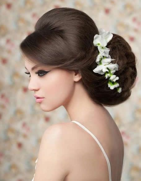 30 GORGEOUS HAIRSTYLE FOR THE BRIDE TO BE Bridal Hair And