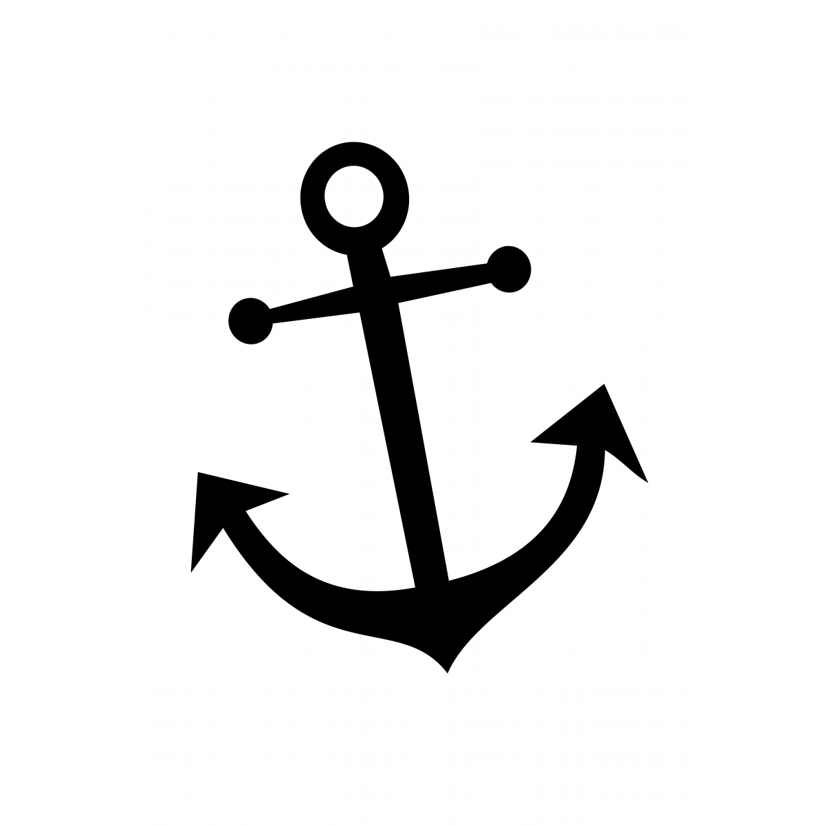Diy Anchor Art